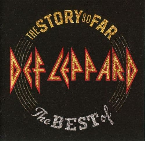 Def Leppard<br>The Story So Far: The Best Of<br>2CD, Comp